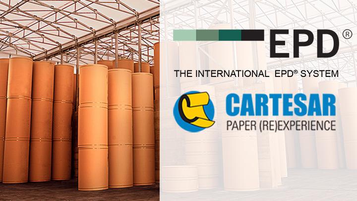 Pubblicata la prima EPD di Cartesar Spa – Studio LCA realizzato da Greener Italia